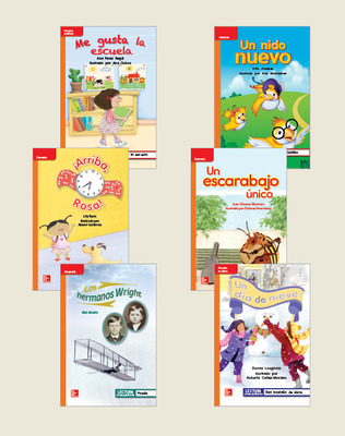 Maravillas Grade 1 Approaching 1 of 30 Leveled Reader Package