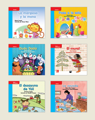 Maravillas Grade K On-Level 1 of 30 Leveled Reader Package
