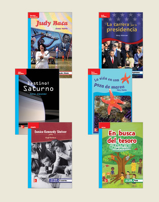 Maravillas Grade 3 On-Level 1 of 30 Leveled Reader Package