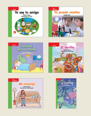 Maravillas Grade K Beyond 1 of 30 Leveled Reader Package