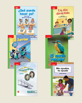 Maravillas Grade 1 Beyond 1 of 30 Leveled Reader Package