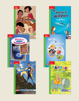 Maravillas Grade 2 Beyond 1 of 30 Leveled Reader Package