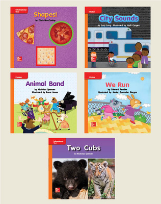 Maravillas Grade K Approaching 6 of 30 Leveled Reader Package
