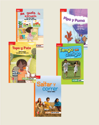 Maravillas Grade 1 Approaching 6 of 30 Leveled Reader Package