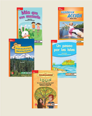 Maravillas Grade 2 Approaching 6 of 30 Leveled Reader Package