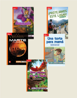 Maravillas Grade 5 Approaching 6 of 30 Leveled Reader Package