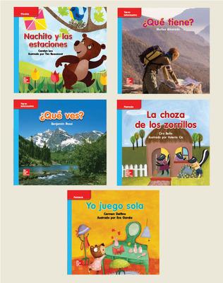Maravillas Grade K On-Level 6 of 30 Leveled Reader Package
