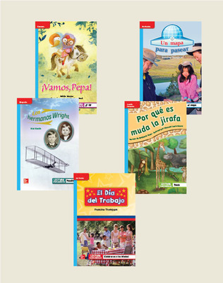 Maravillas Grade 1 On-Level 6 of 30 Leveled Reader Package