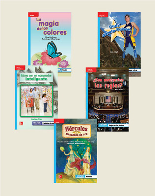 Maravillas Grade 2 On-Level 6 of 30 Leveled Reader Package