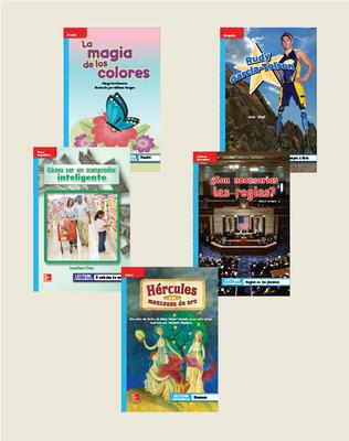 Maravillas Grade 2 On-Level 6 of 30 Leveled Reader Package