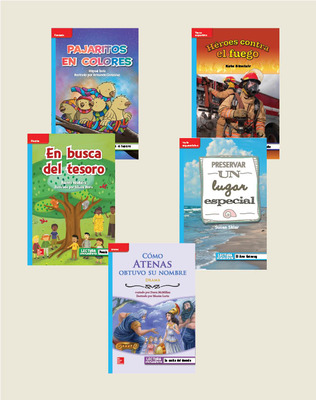 Maravillas Grade 3 On-Level 6 of 30 Leveled Reader Package