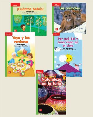 Maravillas Grade K Beyond 6 of 30 Leveled Reader Package