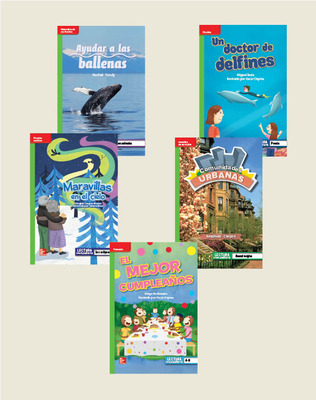 Maravillas Grade 2 Beyond 6 of 30 Leveled Reader Package