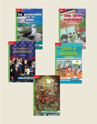 Maravillas Grade 3 Beyond 6 of 30 Leveled Reader Package