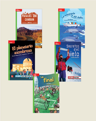 Maravillas Grade 4 Beyond 6 of 30 Leveled Reader Package