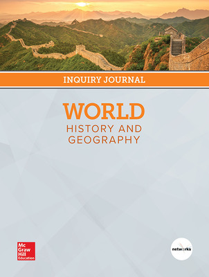 World History and Geography, Print Inquiry Journal, 6-year Fulfillment