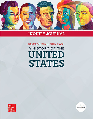 Discovering Our Past: A History of the United States, Print Inquiry Journal, 6-year Fulfillment