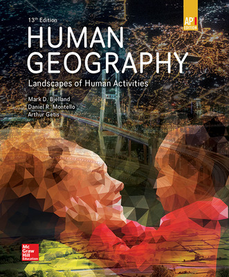 Human Geography (Bjelland) cover