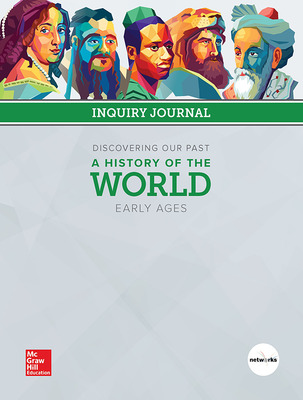 Discovering Our Past: A History of the World-Early Ages, Print Inquiry Journal, 7-year Fulfillment