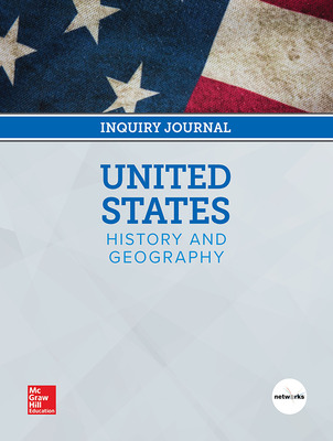 United States History and Geography, Print Inquiry Journal, 6-year Fulfillment