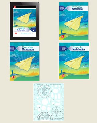 Everyday Mathematics 4 National Comprehensive Student Material Set, 1-Year, Grade 5