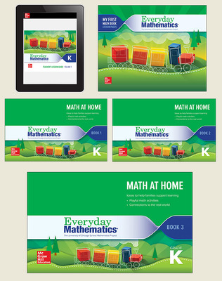 Everyday Mathematics 4 National Comprehensive Student Material Set, 6-Years, Grade K