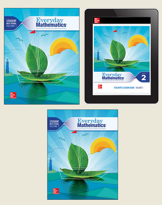 Everyday Mathematics 4 National Essential Student Material Set, 1-Year, Grade 2