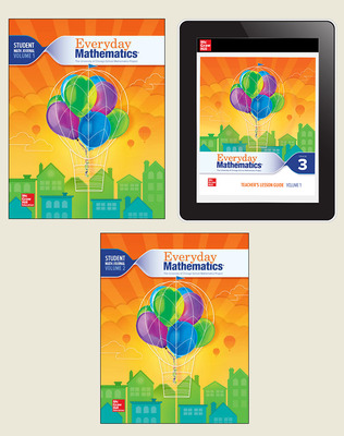 Everyday Mathematics 4 National Essential Student Material Set, 1-Year, Grade 3