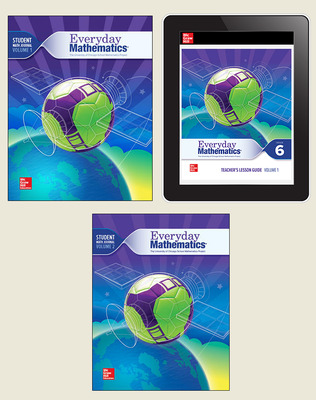 Everyday Mathematics 4 National Essential Student Material Set, 1-Year, Grade 6