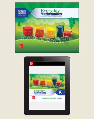 Everyday Mathematics 4 National Essential Student Material Set, 6-Years, Grade K