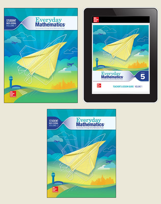 Everyday Mathematics 4 National Essential Student Material Set, 6-Years, Grade 5