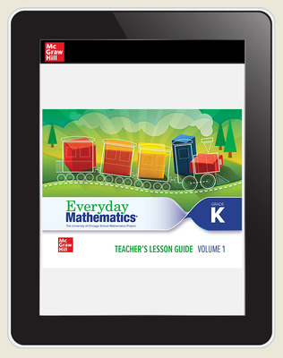 Everyday Mathematics 4 National Student Center Grade K, 1-Year Subscription