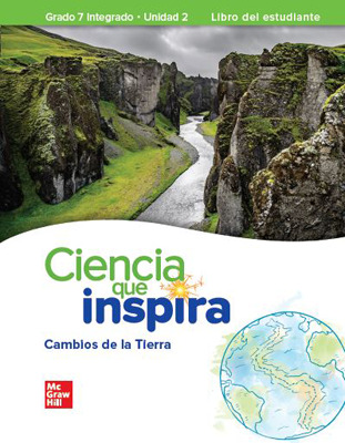Inspire Science: Integrated G7, Spanish Write-In Student Edition, Unit 2