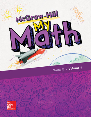 McGraw-Hill My Math Student Bundle with Arrive Math Booster, 1-Year, Grade 5