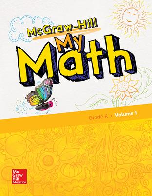 McGraw-Hill My Math Student Bundle with Redbird, 1-Year, Grade K