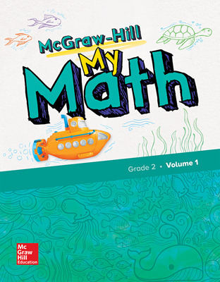 McGraw-Hill My Math Student Bundle with Redbird, 1-Year, Grade 2
