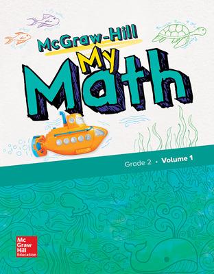 McGraw-Hill My Math Student Bundle with Redbird, 5-Years, Grade 2