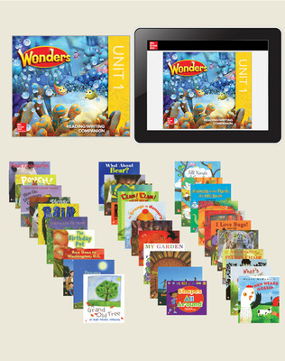Wonders Grade K system with 6 year subscription