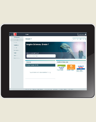Inspire Science: Grade 1, Online Student Center, 6-Year Subscription