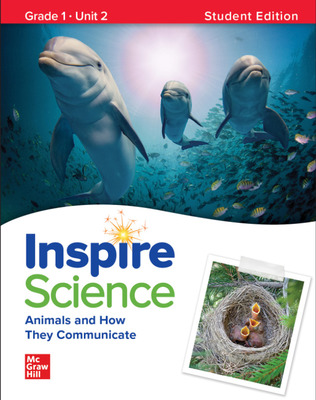 Inspire Science: Grade 1, Student Edition, Unit 2