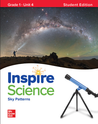 Inspire Science: Grade 1, Student Edition, Unit 4
