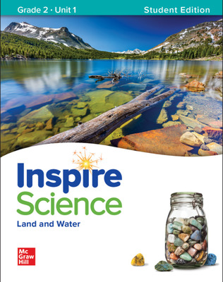 Inspire Science: Grade 2, Student Edition, Unit 1