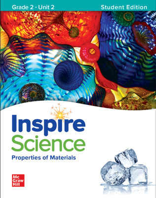 Inspire Science: Grade 2, Student Edition, Unit 2