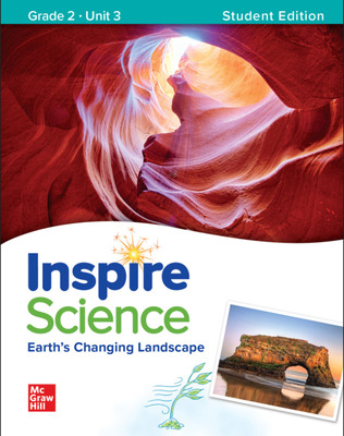 Inspire Science: Grade 2, Student Edition, Unit 3