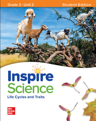 Inspire Science: Grade 3, Student Edition, Unit 2