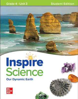 Inspire Science: Grade 4, Student Edition, Unit 3