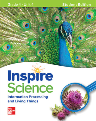 Inspire Science: Grade 4, Student Edition, Unit 4