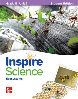 Inspire Science: Grade 5, Student Edition, Unit 2