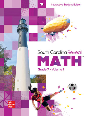 Reveal Math Course 2, South Carolina Interactive Student Edition, Volume 2