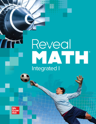 Reveal Math Integrated I Student Edition